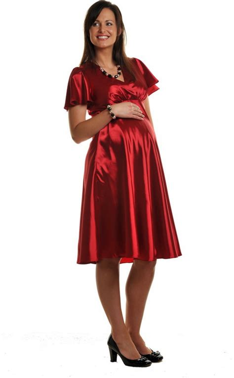 maternity christmas dresses