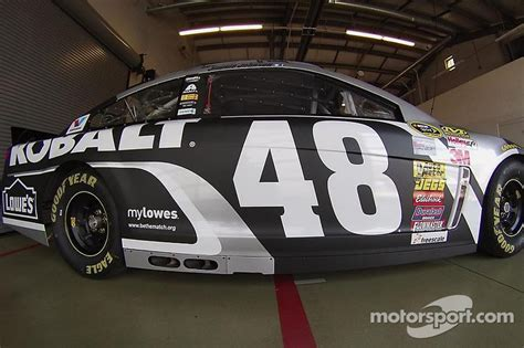 jimmie johnson s 2015 scheme takes the 48 back