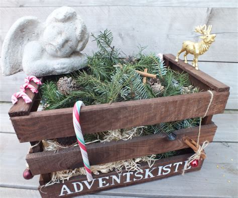Weihnachtsdeko Garten Selber Machen by Weihnachtsdeko Selber Machen Auf Geschenke De