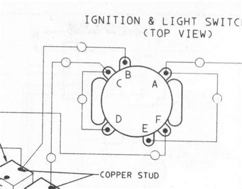 6 best images of harley davidson ignition switch diagram