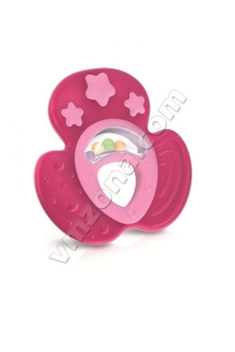 Ctn Teether Stage 3 6m nuby silicone teether stage 3 nt67911