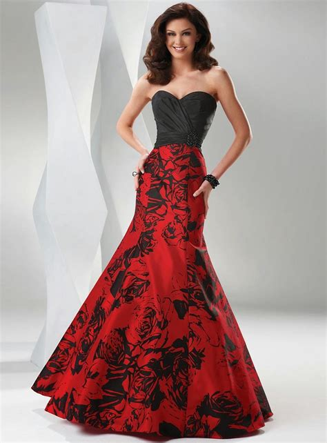Wedding Dresses With Color And Design by Modern Wedding Dresses With Color And Black Design