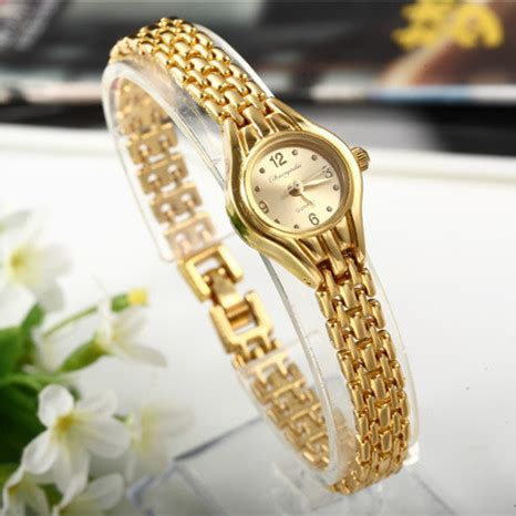 bracelet mujer golden relojes small