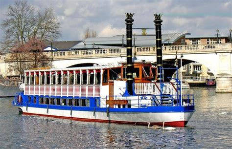 thames river cruise from kingston turk launches kingston upon thames england on