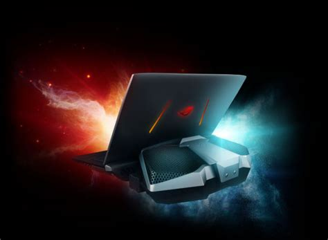 Laptop Asus Gx800 asus rog gx800 gaming laptop with liquid cooled system