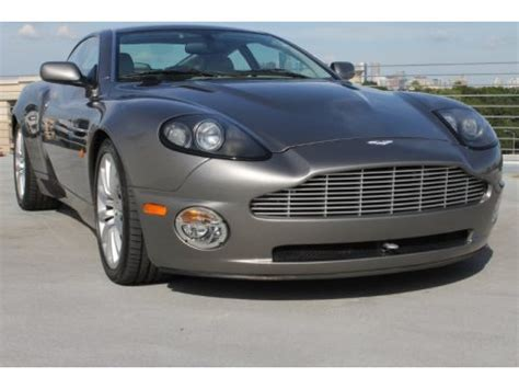 Used Aston Martin Ad by Used 2003 Aston Martin Vanquish For Sale Stock