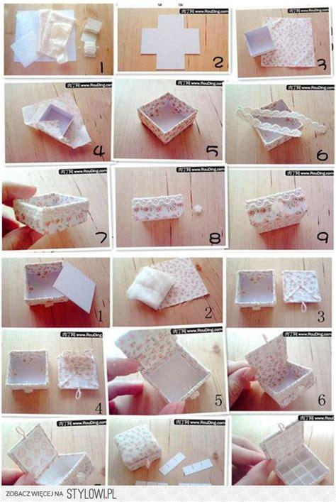Handmade Gift Box Tutorial - do dekoracji pokoju r 243 wnie綣 diy na stylowi pl