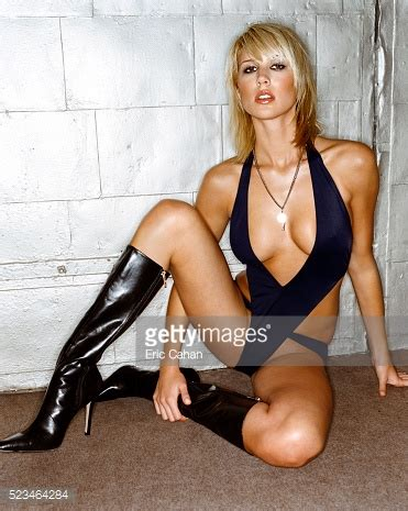 wearing high heel boots stock photo getty images