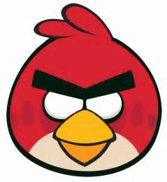 angry bird mask template best ideas