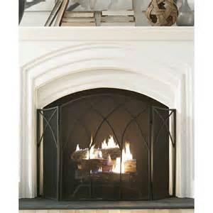 pleasant hearth fireplace screen black walmart