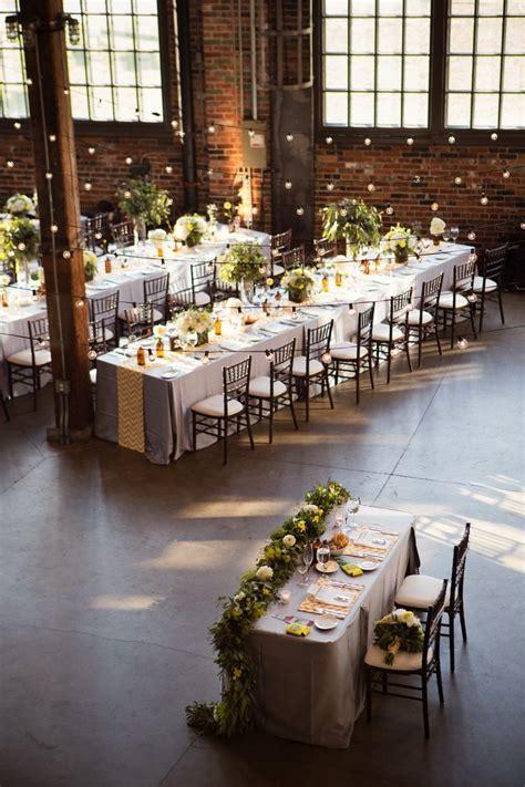 Wedding Style Ideas by Wedding Ideas The Industrial Style Soir 233 E Modwedding