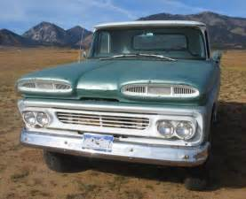 1960 chevrolet truck photos