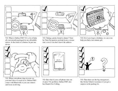 Fmv Storyboard 3 Ux Storyboard Sketches Pinterest Storyboard And Wireframe Ux Storyboard Template