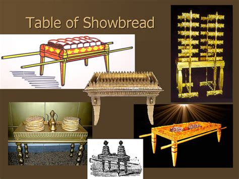 tabernacle table of showbread www imgkid the image