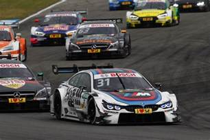 Bmw Dtm Second Place For Timo Glock In A Thrilling Saturday Race
