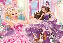 Barbie Princess and Pop Star