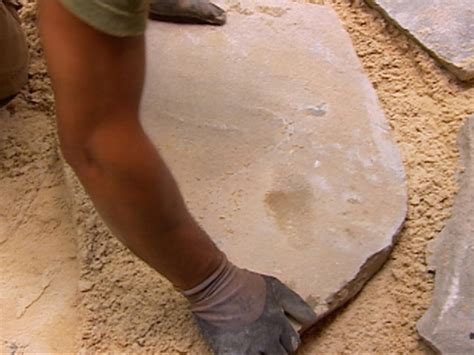 how to lay a flagstone pathway how tos diy