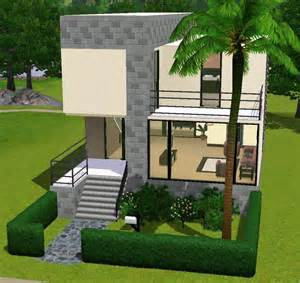 Small contemporary home plans small modern house sims 31059 x 1000 193