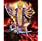 Hindu Goddess Kali Mata  Spiritual Gurus
