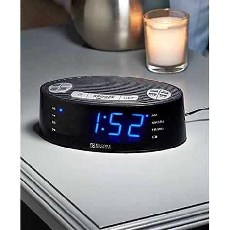 auto set alarm clock walmart