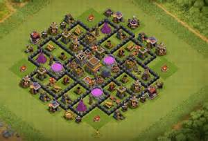 Town hall 8 farming amp trophy base click on the picture for a