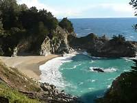 For Larger Photograph Of McWay Falls A Beautiful Natural Waterfall