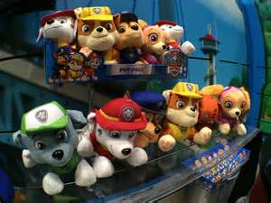 Paw patrol plush toys toyqueen com