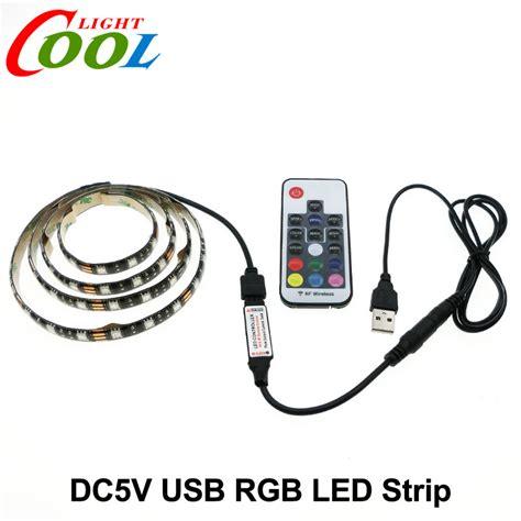 Usb Led 5v usb led 5050 rgb tv background lighting 60leds m