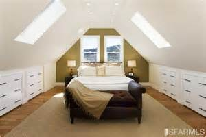 Language of color and texture great design for sloped ceilings or a