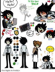 On tumblr pole bear fnaf anime fnaf human phone guy guys phones