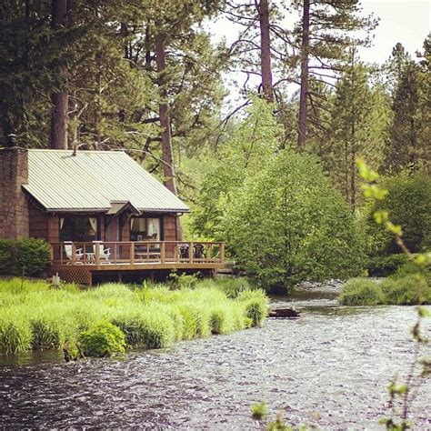 Cabin By The Water by Cabin By Photo By Diyflykitdotcom Country Living