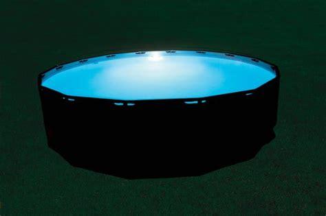 beleuchtung pool neuheit intex magnet led pool beleuchtung 56688