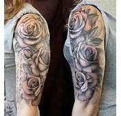 Rose Sleeve Tattoo Designs  Tip
