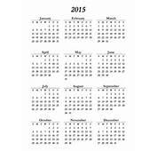 Printable Coloring Calendar 2015 New Template Site