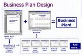 Small Business Model Template Images