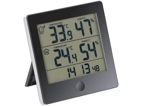 app thermometer innen infactory innen au 223 en thermometer thermo hygrometer