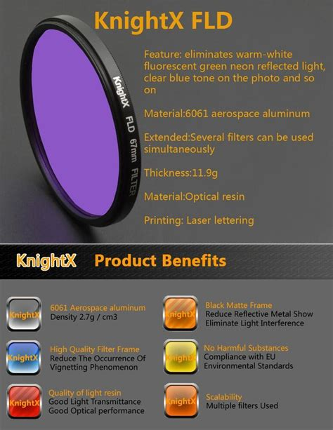 Filter Cpl Diameter 49mm 58mm cpl uv fld filter graduated grey nd color filter set for