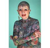 The Worlds Most Tattooed