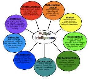 Howard Gardners Theory Of Intelligences Essay by Theory Of Intelligences Discovery Mi Preschool