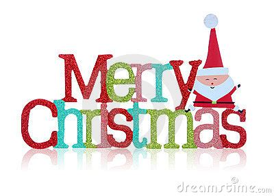 merry christmas sign stock photo image