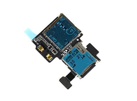 Sim Memory S4 Original galaxy s4 i337 sim card tray and sd memory card slot