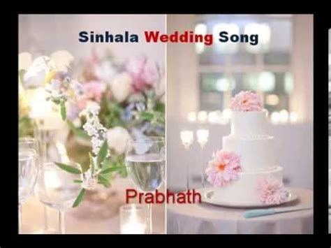 Wedding Song Sinhala by Sinhala Wedding Song