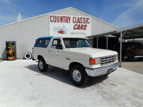 ford broncos for sale 1988 ford bronco for sale 1943535 hemmings motor news