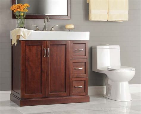 sink bathroom vanities and linen cabinets