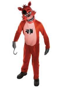 Foxy Costume Five Nights At Freddy S Child Foxy Costume