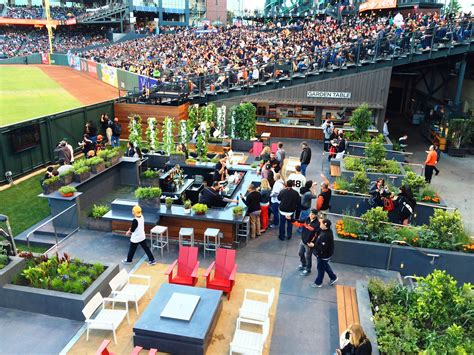 sf giants fans enjoy world series level food future