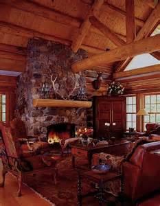 log cabin living rooms log cabin living room log cabin lovin pinterest