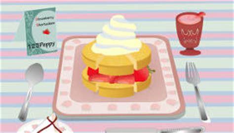 jeux de cuisine faire des gateaux cuisiner un g 226 teau aux fraises jeu de g 226 teau jeux 2