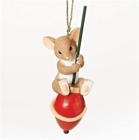 Charming Tails Ornaments - charming tails ornaments by dean griff at hooked on ornaments