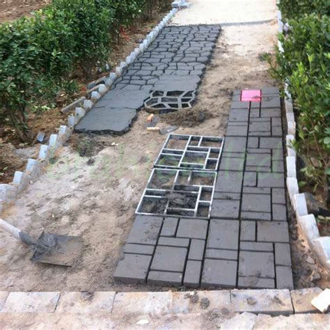 removing mold from concrete patio 60cm driveway paving pavement mold patio concrete stepping